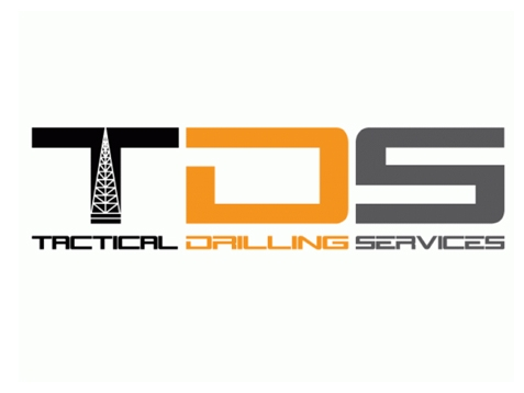 Logo for Tactical Drilling Services