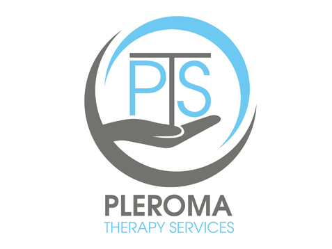 Logo design for Pleroma Therapy Services