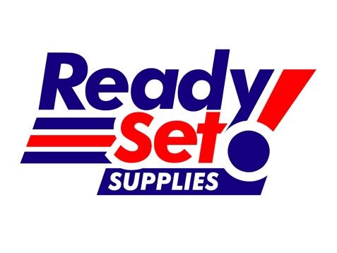 Logo design for Ready Set Supplies
