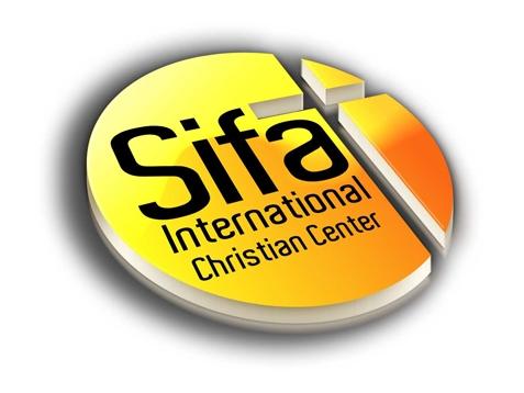 Logo design for Sifa Int'l Christian Center