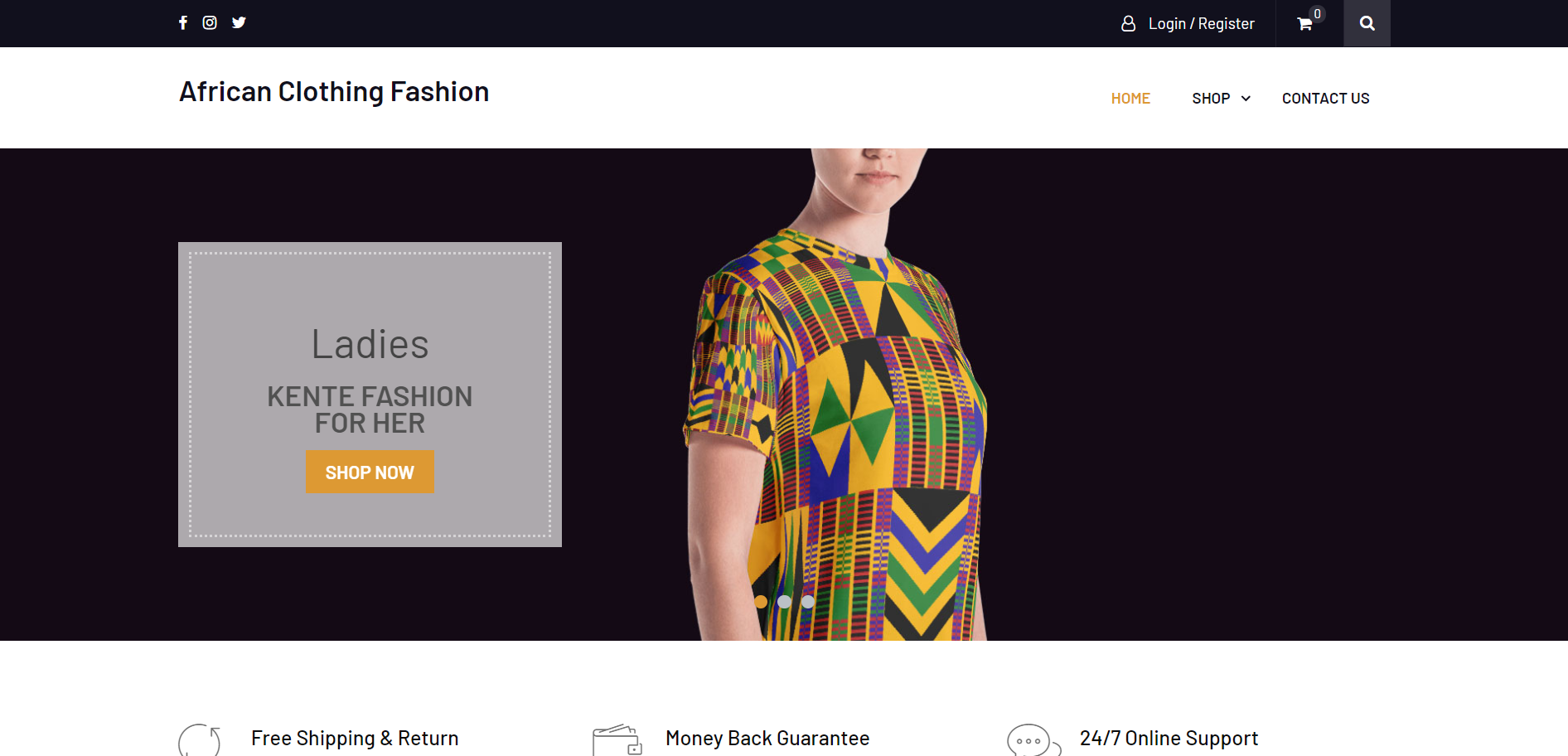 African Clothing Fashion