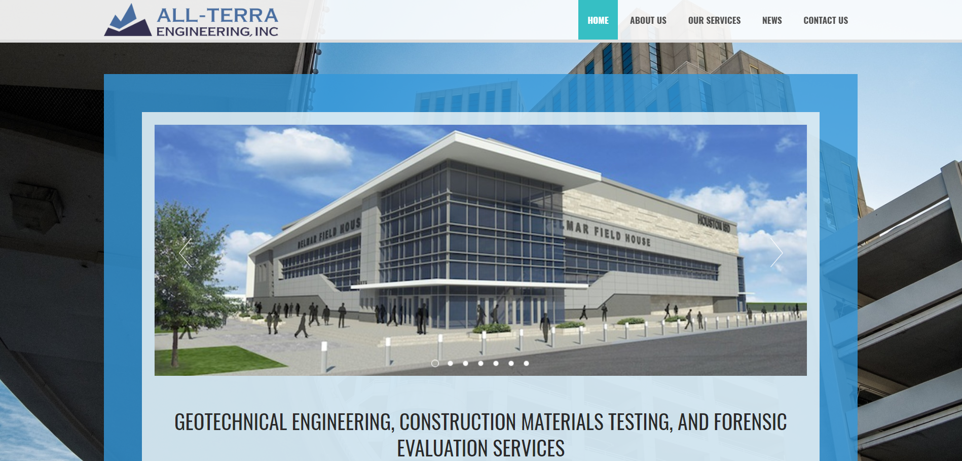 All Terra Engineering Houston